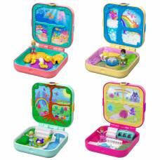Игровой набор Polly Pocket - Мини-мир Mattel