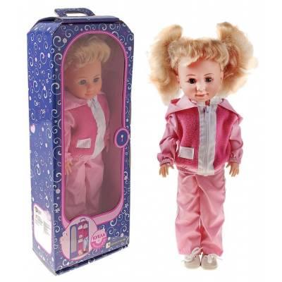 Кукла Оксана в коробке-шкафчике, 47 см Плэйдорадо