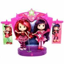 Шарлотта Земляничка - Две куклы на сцене Bridge
