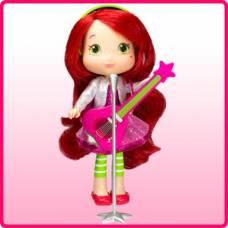 Кукла с музыкальным инструментом