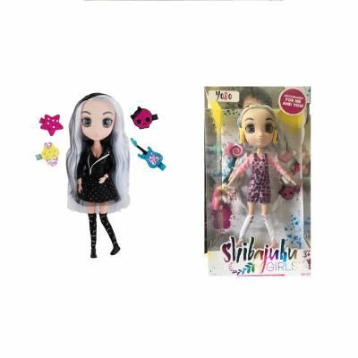 Кукла Shibajuku Girls - Йоко 3, 33 см Hunter Products