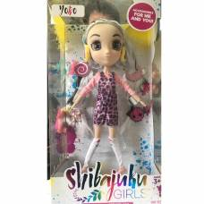 Кукла Shibajuku Girls - Йоко 3, в розовом, 33 см Hunter Products