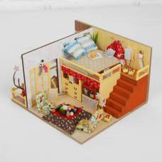 Интерьерный домик - миниатюра, своими руками