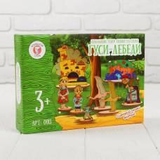 Кукольный театр сказки на столе