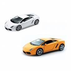 Инерционная машинка Lamborghini Gallardo LP560-4, 1:34-39 Welly