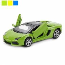Металлическая инерционная машина Lamborghini Aventador LP700-4, 1:43 Play Smart