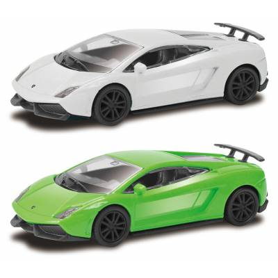 Коллекционная машинка RMZ City - Lamborghini Gallardo, 1:64 RMZ City