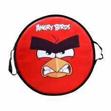 Круглая ледянка Angry Birds - Красная птица, 52 см 1TOY