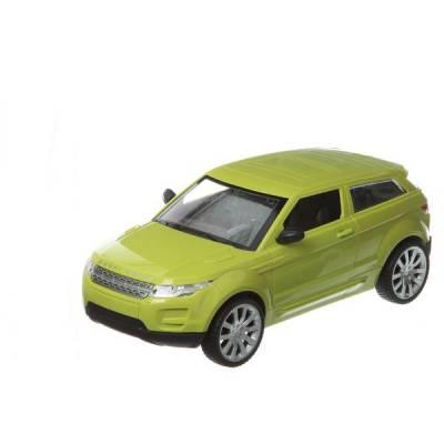 Инерционная машинка Model Car, зеленая