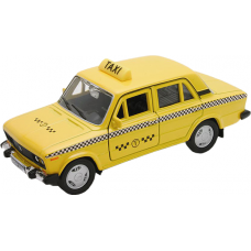 Инерционная машина Lada 2106