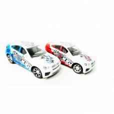 Инерционная машина BMW - Уличные гонки (свет, звук) Пламенный мотор