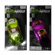 Инерционная гоночная машина Auto World