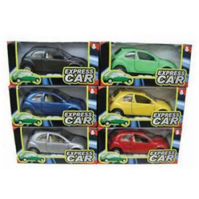 Инерционная машинка Express Car Shenzhen Toys