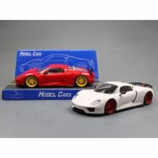Инерционная машинка Model Cars