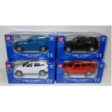 Инерционная машинка Alloy Models, 1:40 Shenzhen Toys