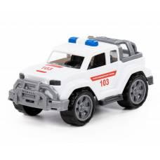 Автомобиль Легионер-мини, скорая помощь Полесье