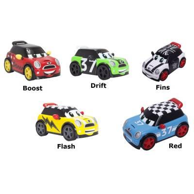 Инерционная машинка Go MINI Stunt Racers