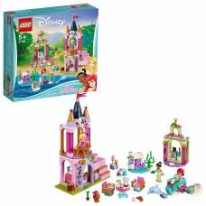 Конструктор LEGO Disney Princess - Праздник Ариэль, Авроры и Тианы