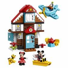 Конструктор LEGO Duplo Disney - Летний домик Микки LEGO Duplo