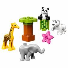 Конструктор LEGO Duplo - Детишки животных LEGO Duplo