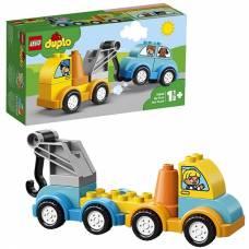 Конструктор LEGO Duplo - Мой первый эвакуатор LEGO Duplo