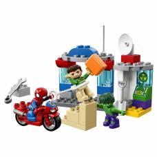Конструктор LEGO Duplo Super Heroes