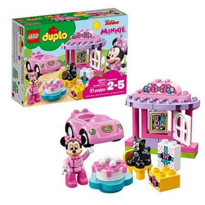 Конструктор LEGO Duplo Disney TM - День рождения Минни LEGO Duplo