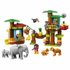 Конструктор LEGO Duplo - Тропический остров LEGO Duplo