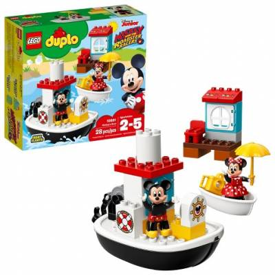Конструктор LEGO Duplo Disney TM - Катер Микки LEGO Duplo