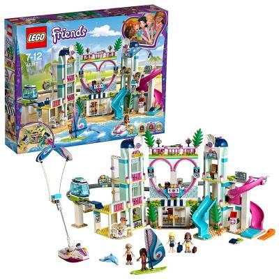 Конструктор LEGO Friends - Курорт Хартлейк-Сити LEGO Friends
