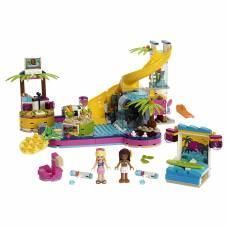 Конструктор LEGO Friends - Вечеринка Андреа у бассейна LEGO Friends