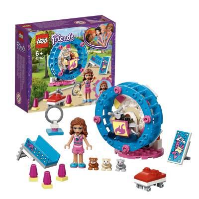 Конструктор LEGO Friends - Игровая площадка для хомячка Оливии LEGO Friends