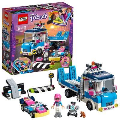 Конструктор LEGO Friends - Грузовик техобслуживания LEGO Friends
