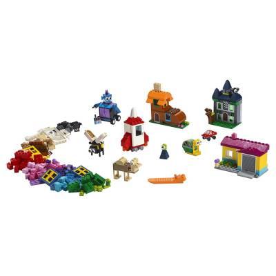 Конструктор LEGO Classic - Набор для творчества с окнами LEGO Classic