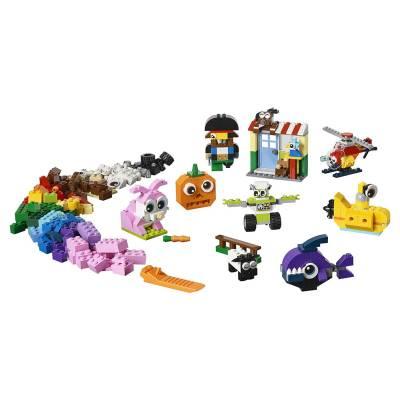 Конструктор LEGO Classic - Кубики и глазки