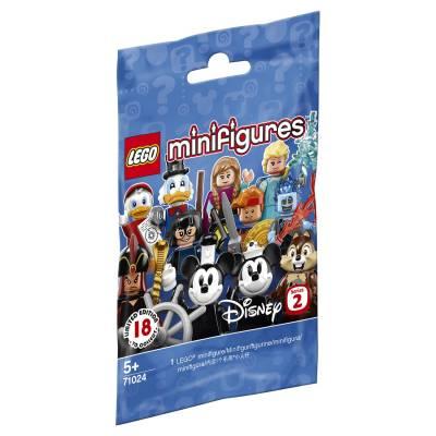 Конструктор LEGO Minifigures - Disney-2 LEGO Classic
