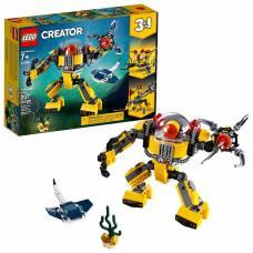 Конструктор LEGO Creator 3 в 1 - Робот для подводных исследований LEGO Creator