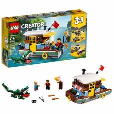 Конструктор LEGO Creator 3 в 1 - Плавучий дом LEGO Creator