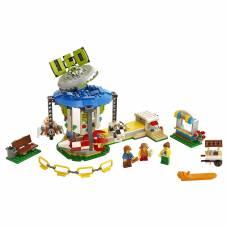 Конструктор LEGO Creator 3 в 1 - Ярмарочная карусель LEGO Creator
