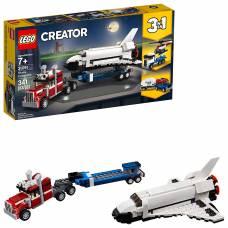 Конструктор LEGO Creator 3 в 1 - Транспортировщик шаттлов LEGO Creator