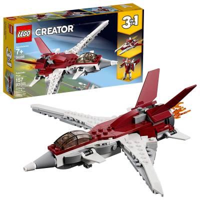 Конструктор LEGO Creator 3 в 1 - Истребитель будущего LEGO Creator