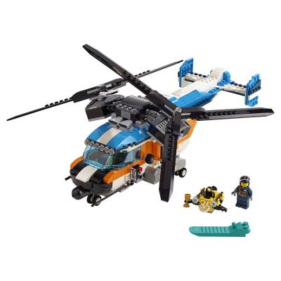 Конструктор LEGO Creator 3 в 1 - Двухроторный вертолет LEGO Creator
