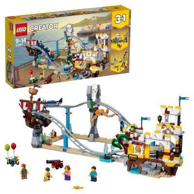 Конструктор LEGO Creator 3 в 1 - Аттракцион