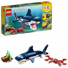 Конструктор LEGO Creator 3 в 1 - Обитатели морских глубин LEGO Creator