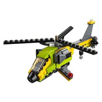 Конструктор LEGO Creator 3 в 1 - Приключения на вертолёте LEGO Creator