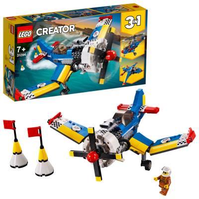 Конструктор LEGO Creator 3 в 1 - Гоночный самолет LEGO Creator