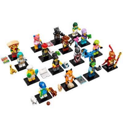Мини-фигурка LEGO, 19 серия LEGO Movie
