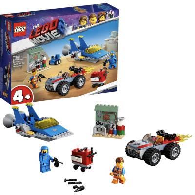 Конструктор LEGO Movie 2 - Мастерская