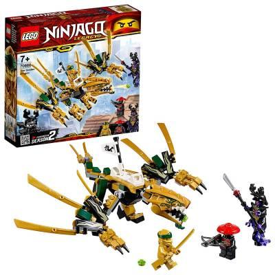 Конструктор LEGO Ninjago - Золотой Дракон LEGO Ninjago