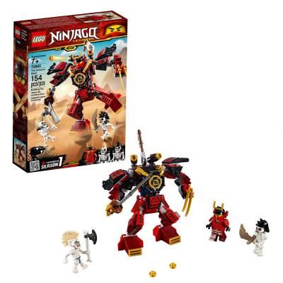 Конструктор LEGO Ninjago - Робот-самурай LEGO Ninjago